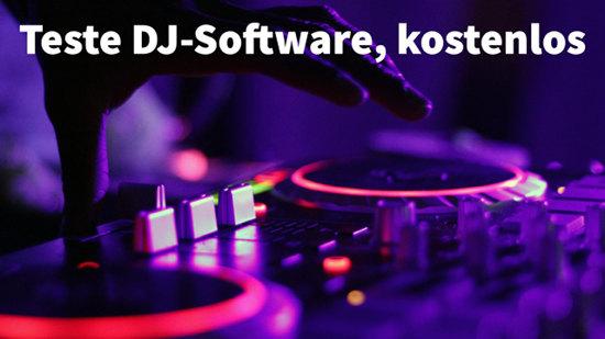 DJ-Software kostenlos testen