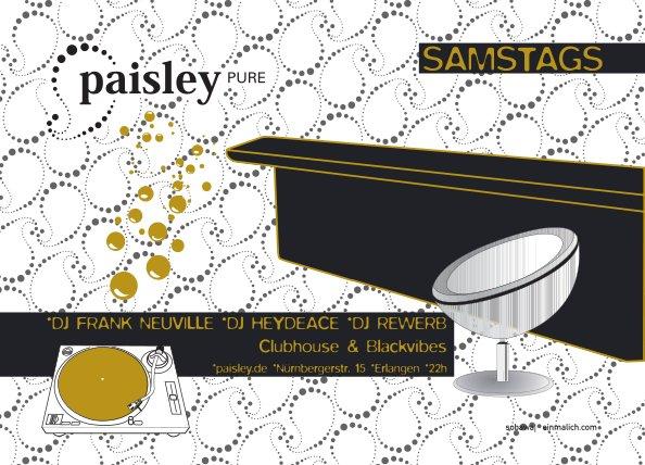 Paisley pure