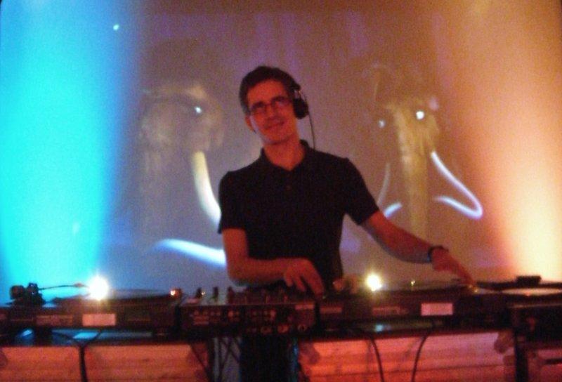 DJ rewerb, Uni Mensen, Regensburg