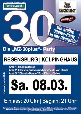 Flyer, 8. März 2008, Kolpinghaus