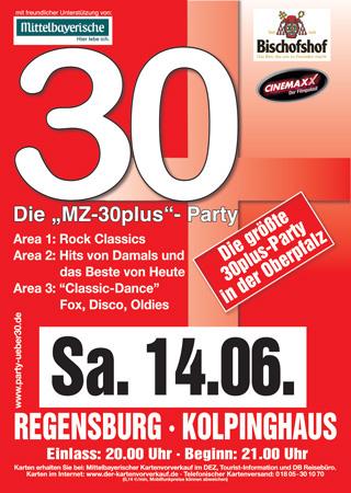 mz 30 plus, Kolpinghaus, Regensburg