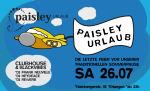 Paisley Urlaub