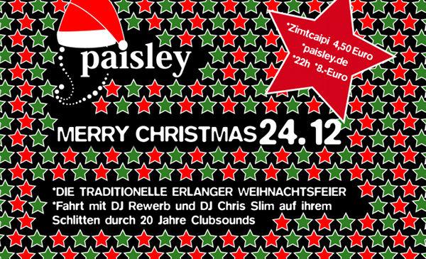 Paisley X-Mas, Paisley