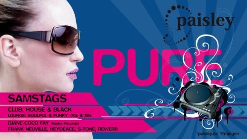 Paisley Pure, Erlangen