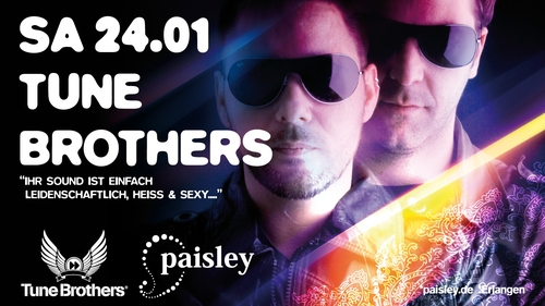 Paisley Prominent, Tune Brothers
