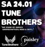 Tune Brothers, Paisley Flyer
