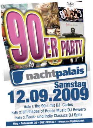 90er, Nachtpalais