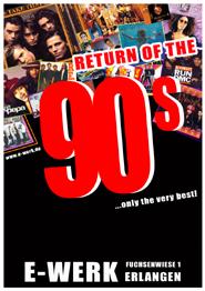 Return Of The 90s, E-Werk