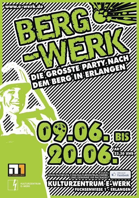 Berg-Werk, Bergkirchweih, E-Werk