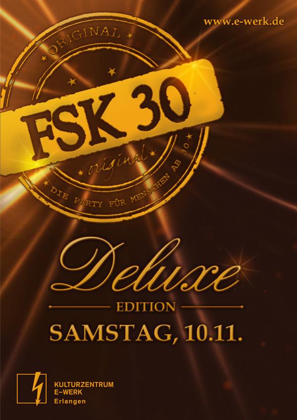 FSK 30 Deluxe, E-Werk, Erlangen