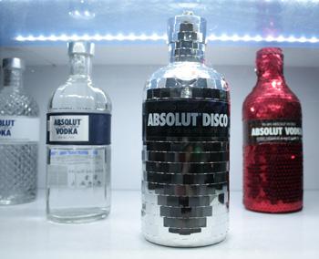 Absolut Vodka, Disco