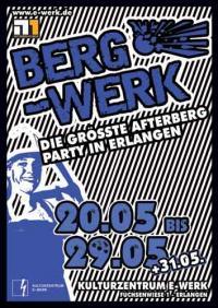 Bergwerk, E-Werk, Erlangen