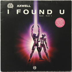 Axwell ft. Max'C - I Found U, Cover