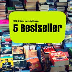 5 Bestseller USB-Sticks zum Auflegen