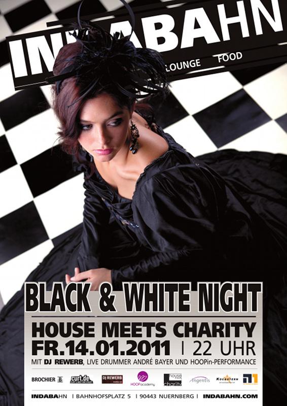 Black & White Night, Indabahn, Nürnberg