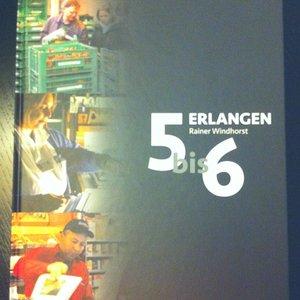 Erlangen 5 bis 6 als Buch erschienen