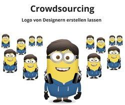 Aufgaben crowdsourcen - Logo von Designern erstellen lassen