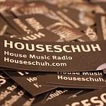 Houseschuh Sticker