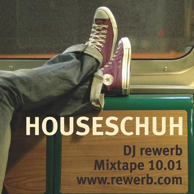 Houseschuh 10.01 Cover