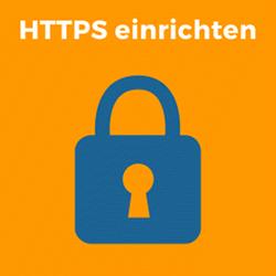 HTTPS für eigene Webseite einrichten