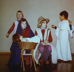 Kindergarten Bühne