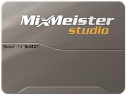 Mixmeister Studio 7.6, Mac OSX 10.8