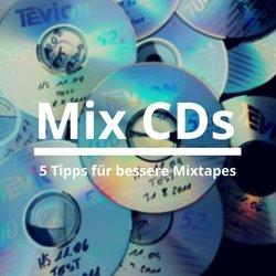 Mixtapes für DJ-Promo als CD erstellen
