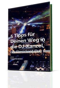 E-Book als Anreiz sich für den DJKanzel Newsletter anzumelden