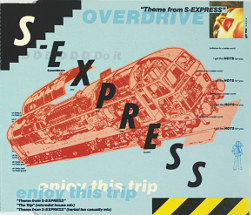 Coverfoto: S-Express - Theme From S-Express