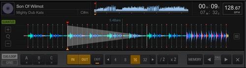 Cue-Timing der Vocals aus Intro, Rekordbox
