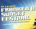 franken II sunset open air