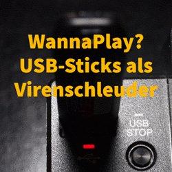 Wäre ein WannaPlay-Virus für CD-Player denkbar?