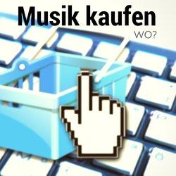 Woher bekommst du die Musik zum Auflegen?