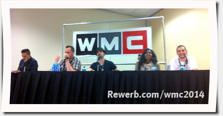 Bridging The Gap: DJ & Live Musician, WMC panel 2014