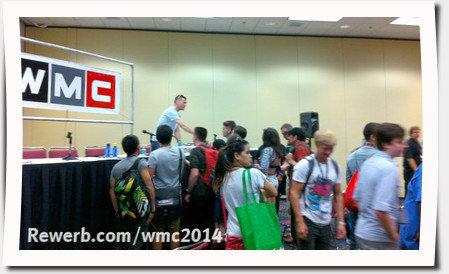 Kaskade Q&A, WMC panel 2014
