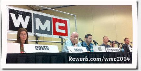 Radio, WMC panel 2014