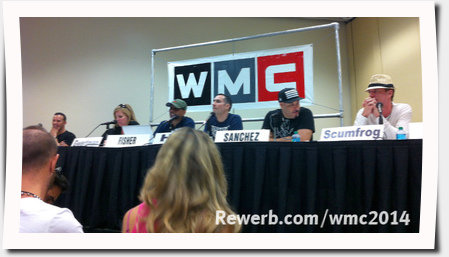 State of the DJ, WMC panel 2014