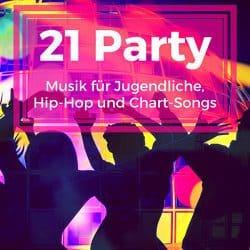 Partymusik für Jugendliche - 21 aktuelle Songs für jede Teenie-Party