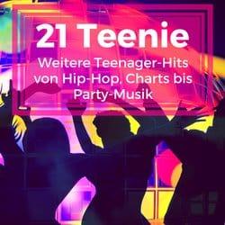 21 weitere Lieder für die Teenager-Disco, von Hip-Hop, Charts bis Party