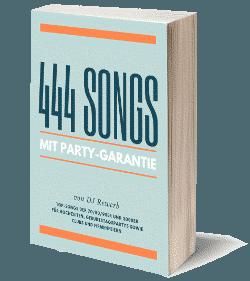 444 Songs mit Party-Garantie