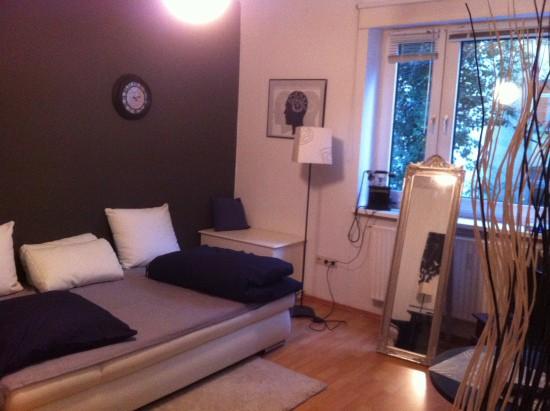 Airbnb, Unterkunft während Checkpoint.DJ, Lister Meile, Hannover