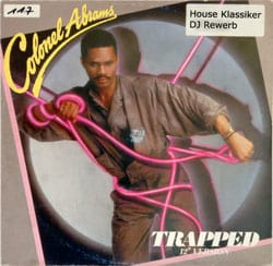 Colonel Abrams, Trapped, Cover