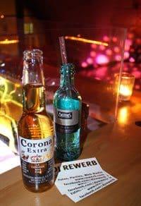 Bier oder Wasser, Corona oder Selters
