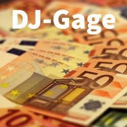 DJ-Gage: Welche Preise soll ich pro Gig verlangen?