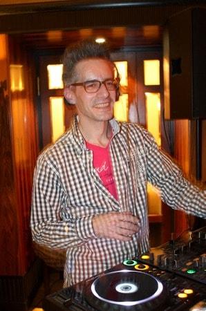 DJ Rewerb, Atelier Bar, Nürnberg