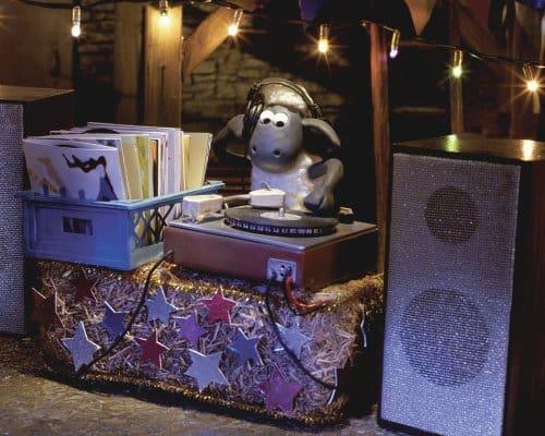 DJ Shaun The Sheep