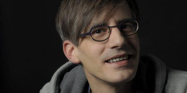 DJ Rewerb aka Thorsten Weber, Portrait, Pressefoto