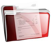Klicke auf das Bild, um DJ-Rechnungsvorlage für Kleinunternehmer herunterzuladen