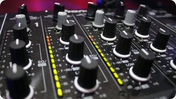 Equalizer für butterweiche DJ-Übergänge