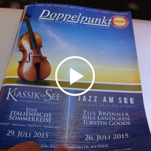 House Classics Rezension im Doppelpunkt, Instagram Video